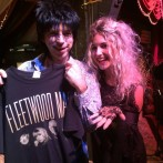 Winner of the Fleetwood Mac T-Shirt